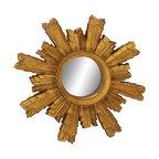 Fantastic Metal Frame Wall Mirror - Description:
