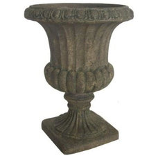 Traditional Outdoor Pots And Planters by Home Depot