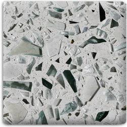 Palladian Gray. Vetrazzo - Description