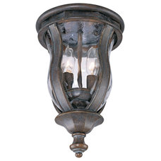 Traditional Outdoor Flush-mount Ceiling Lighting by Lighting Luxury Style