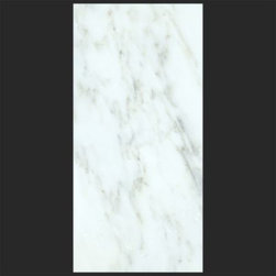 Stone & Co - Arabescato Carrara 12x24 Polished Marble Tile - Looking for a great Italian theme in your living room, bathroom or kitchen? Your search ends here with high end Arabescato Marble Collection. This collection has unique looking tiles made of white marble and attractive grey veins running through the white surface. These tiles are highly recommended in a classic or modern styled home because they remain timeless in demand.If used in a bathroom, the Arabescato Marble collection evokes a calm and serene atmosphere fit to have your evening bubble bath reading your favorite book. The streak of white and grey veins running on your walls and floor creates a therapeutic aura for those evenings you just want to go home and relax after a long day. Arabescato Marble Collection comes in different sizes to fit the smallest to the largest room in your house with minimal tile wastage.We only need accurate measurements of the room you want to renovate and we will deliver the tiles to your doorstep. Our Arabescato Marble tiles are quite natural in look and make your interior look extremely authentic to the eye.Do you want your family to feel good in the house they live in? Would you love it if your friends and neighbors appreciated your good looking house each time they come visit? Arabescato Marble collection is the answer you are looking for.