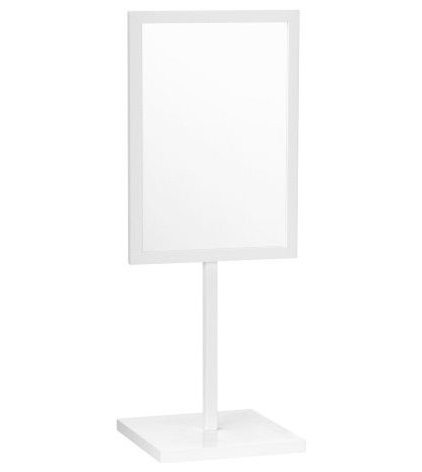 modern bathroom mirrors by West Elm