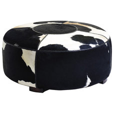 Contemporary Footstools And Ottomans by purehome