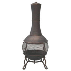 Traditional Fire Pits by Overstock.com
