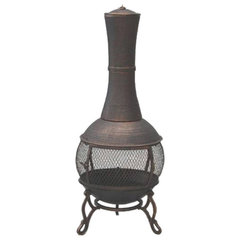 traditional firepits by Overstock