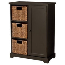 Contemporary Storage Cabinets by Target
