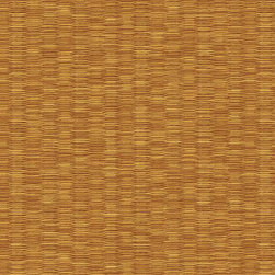 Warner - Nl58242 Woven Rattan Faux Grasscloth Wallpaper - NL58242 Woven Rattan from Natural Living by Kathy Ireland is a light rust faux grasscloth wallpaper.