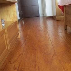 Modern Hardwood Flooring by Shanghai Linfeng Parquet CO.,LTD