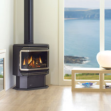 Modern Fireplaces by Estates Chimney Sweep, Inc.