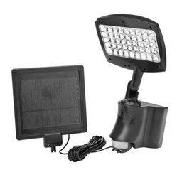 Led Motion Activated Solar Flood Light