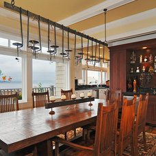 Contemporary Dining Room by RGN Construction