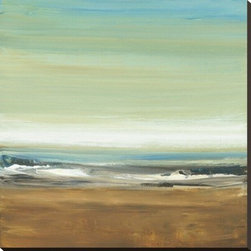 Artcom - Horizons I by Cat Tesla - Horizons I by Cat Tesla is a Stretched Canvas Print.