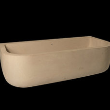 Modern Bathtubs by Lapicida Stone Group