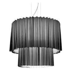 AXO Light - AXO Light | Skirt Two-Tier Suspension Light - Design by Fly Design, 2010.