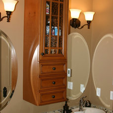 Traditional Bathroom Vanities And Sink Consoles by Superior Cabinets