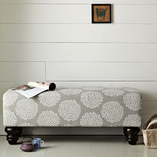 Essex Printed Bench | west elm