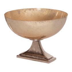Howard Elliott - Howard Elliott Caramelized Antique Glass Bowl - Caramelized antique glass bowl