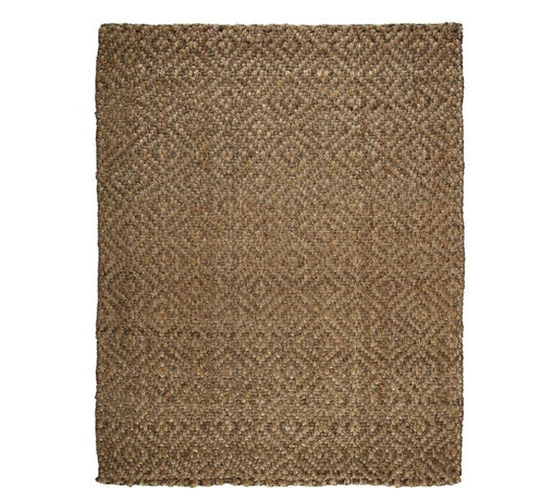 Donny Osmond Home - Donny Osmond Home Perfect Diamond Jute Rug - 4' x 6' - Jute brings a magnificent, chunky texture to any space. These rugs are expertly handloom-woven by skilled weavers who employ a variety of traditional techniques to create these simply beautiful styles. Jute fibers exhibit naturally anti-static, insulating and moisture regulating properties. It is predominantly farmed by approximately four million small farmers in India and Bangladesh and supports hundreds of thousands of workers in jute manufacturing (from raw material to yarn and finished products). Have you made family your #1 priority today? Let's make time, together. Find out more at DonnyOsmond.com