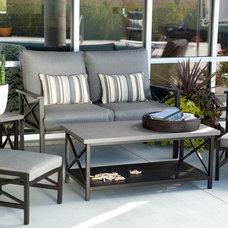 Contemporary Outdoor Sofas by Hayneedle