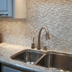 contemporary kitchen by Eden Mosaic Tile