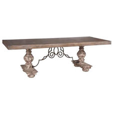 Traditional Dining Tables by Woodland Creek Furniture