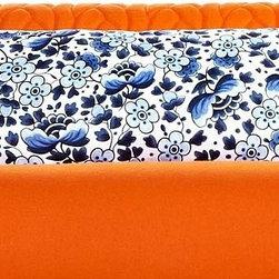 Moooi - Moooi | Boutique Delft Jumper Pillow B - Design by Marcel Wanders.