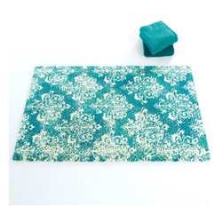 Habidecor Lazuli Bath Rug - The Habidecor Lazuli Rug is made of 100% combed cotton, is machine washable, and comes with a 3-year warranty.