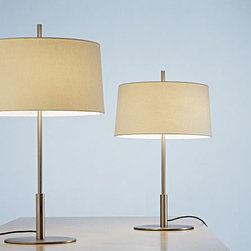SANTA & COLE DIANA TABLE LAMP - Diana table lamp by Santa & Cole is a combination