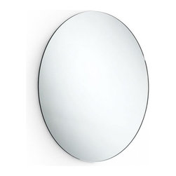 """WS Bath Collections - Speci 5632 Mirror with Stainless Steel Frame 23.2"""" - Speci 5632 Mirror with Stainless Steel Frame"""