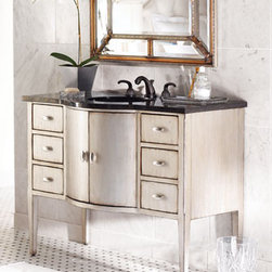 Traditional Bathroom Vanities And Sink Consoles -