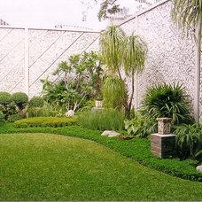 Asian  by angelien garden & landscape
