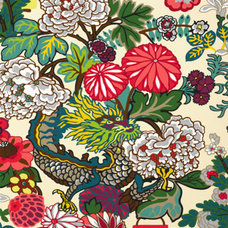 Asian Wallpaper by F. Schumacher & Co.