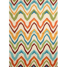 Contemporary Outdoor Rugs by Indeed Decor