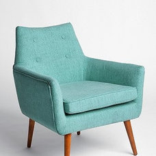 Modern Accent Chairs by Urban Outfitters
