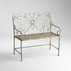 Traditional Outdoor Stools And Benches by Build