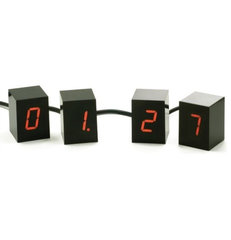 modern clocks by AllModern