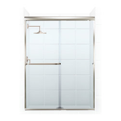 "Coastal - Shower Doors | Pararagon 3/16"" Frameless 