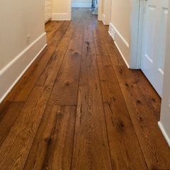 traditional wood flooring by Reclaimed DesignWorks