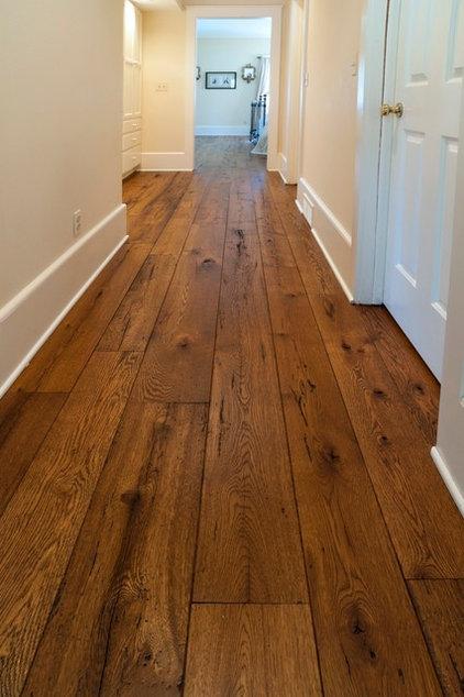 Traditional Wood Flooring by Reclaimed DesignWorks