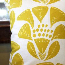 Contemporary Decorative Pillows by Leah Duncan