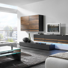 Contemporary Media Storage by The Collection German Furniture