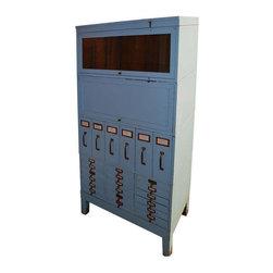 Shop Industrial Storage Cabinets on Houzz