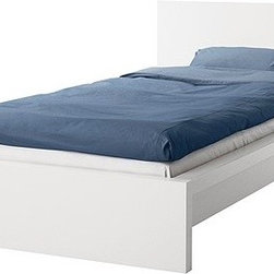 IKEA of Sweden - MALM Bed frame - Bed frame, white