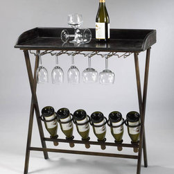 Ethan Tray Wine Table - *Ethan Tray Table