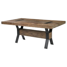Rustic Dining Tables by Zin Home
