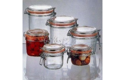 Traditional Kitchen Canisters And Jars by Meeta K. Wolff