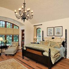 Eclectic Bedroom by Lisa Davenport Designs