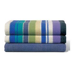Missoni Home - Missoni Home | Funny Green Blanket - Design by Rosita Missoni.
