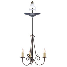 Traditional Chandeliers by Worth Home Products