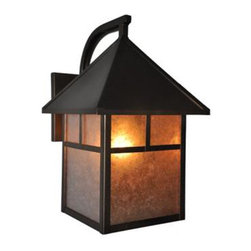 Steel Partners Inc - Wet Sconce - HERITAGE - Every piece we create is unique — handcrafted at our factory in Chehalis, Washington, USA. Due to this, lead times are 2 to 4 weeks.
